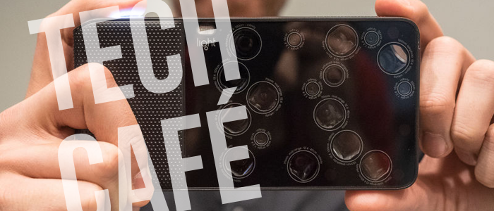 Tech Café : le futur de la photographie