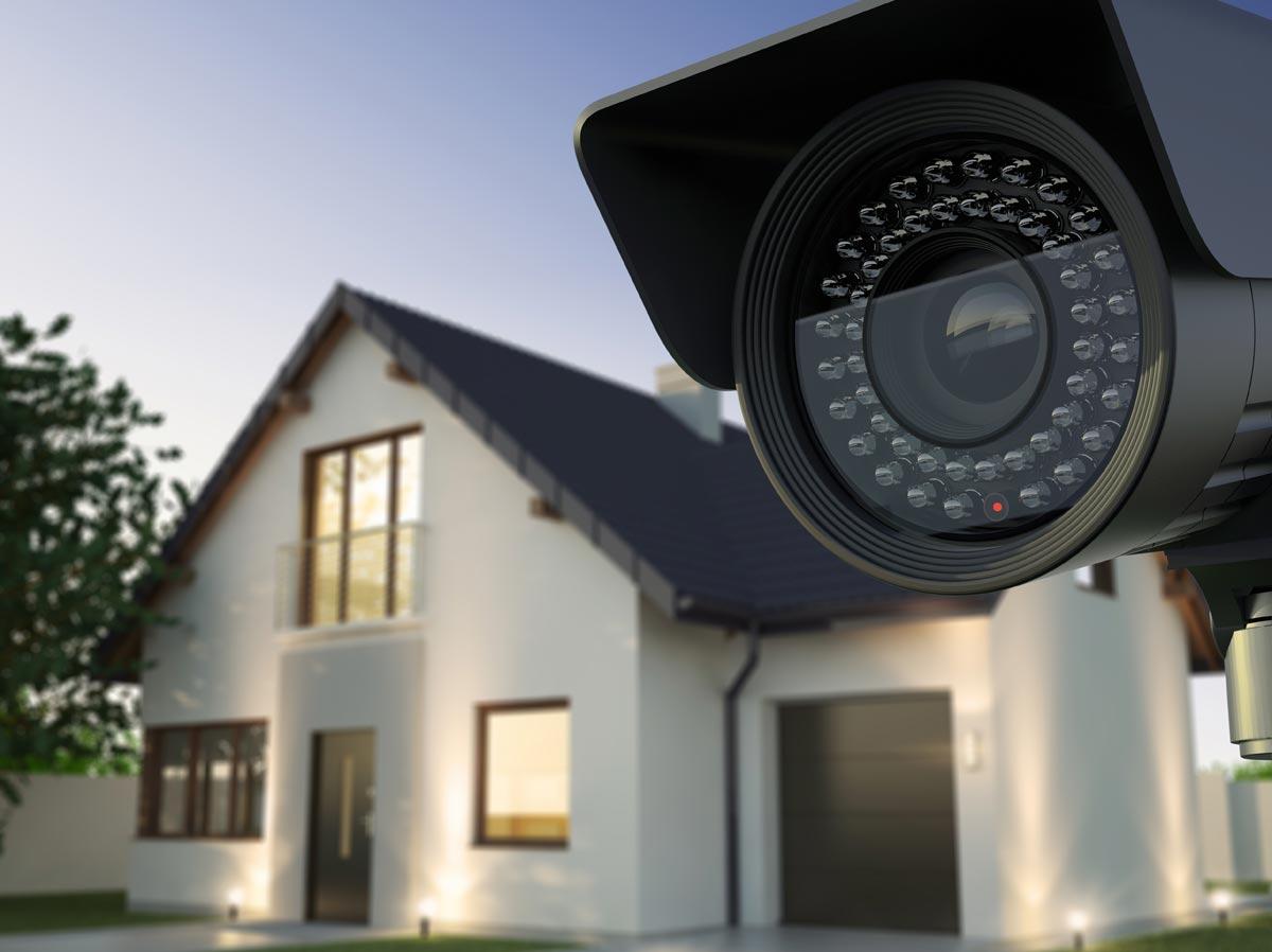 caméra de surveillance connectée wifi